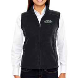 Titan-20 Ladies Fleece Vest