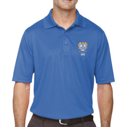 Titan-20 Dad Performance Polo
