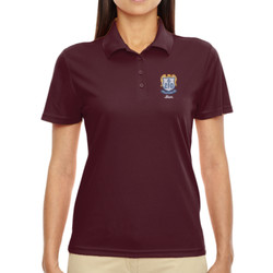 Titan-20 Mom Performance Polo