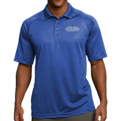 Titan-20 Dad Dri-Mesh Polo